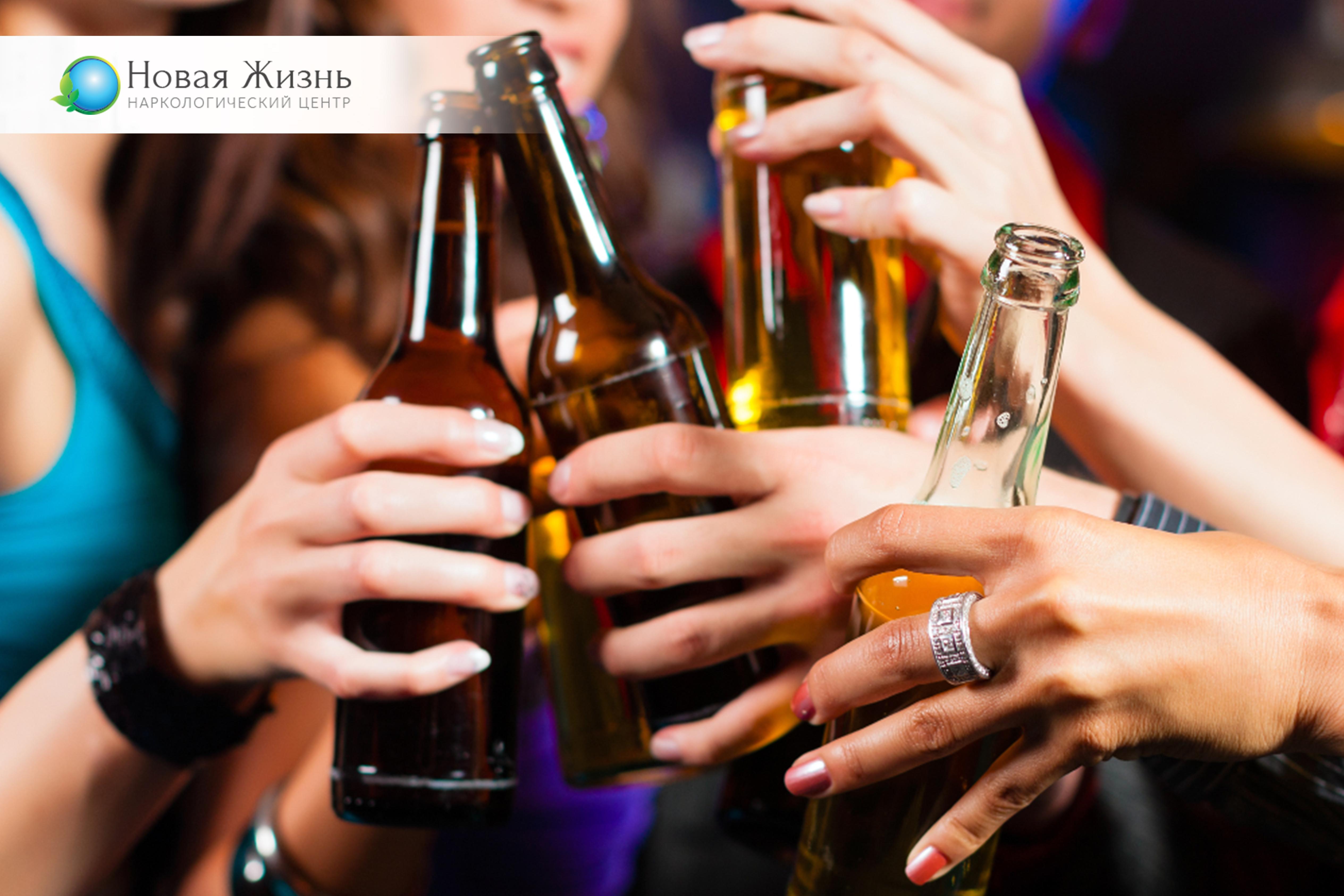 Факти про підлітковий алкоголізм