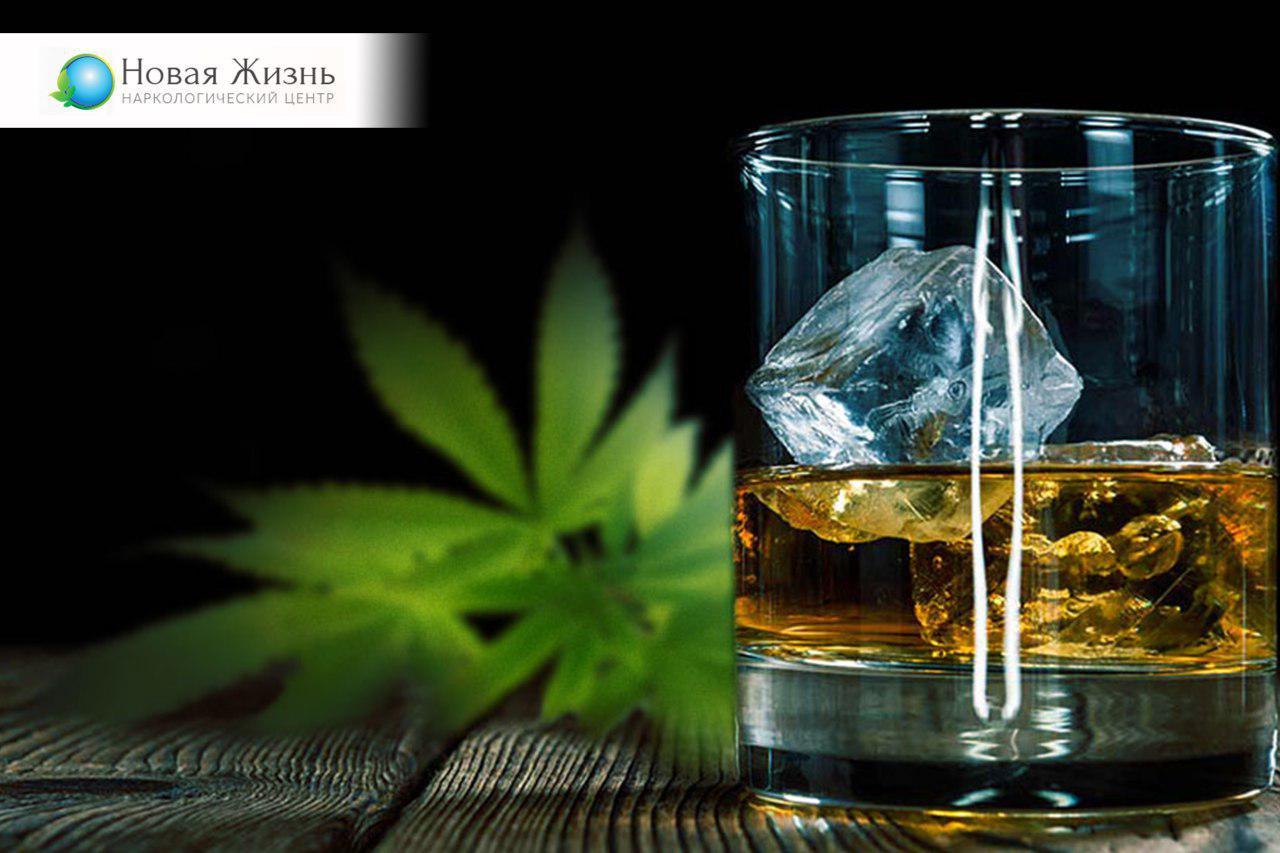 Співзалежність при наркоманії та алкоголізмі
